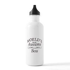 Boss Water Bottle