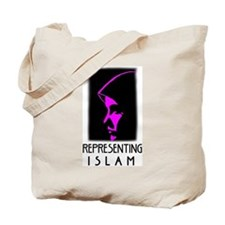 Unique Hijab Tote Bag