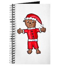 Christmas Groundhog Journal