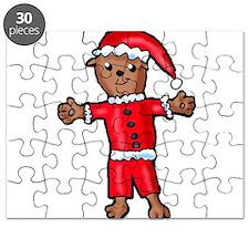 Christmas Groundhog Puzzle