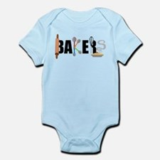 Bakers Infant Bodysuit