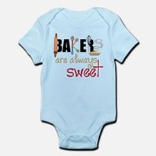 Bakers Are Always Sweet Infant Bodysuit
