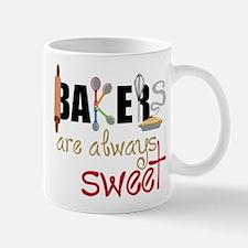 Bakers Are Always Sweet Mug
