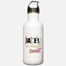 Bakers Are Always Sweet Water Bottle