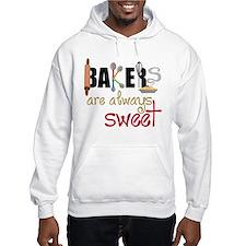 Bakers Are Always Sweet Hoodie