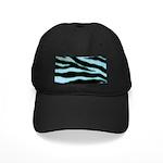 Zebra Blues Black Cap