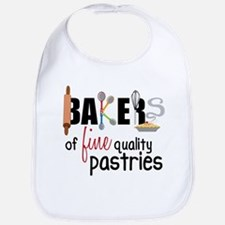 Fine Quality Pastries Bib
