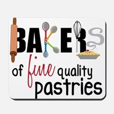 Fine Quality Pastries Mousepad