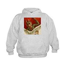 Devil Krampus Christmas Hoodie
