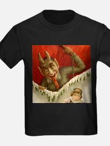 Devil Krampus Christmas T