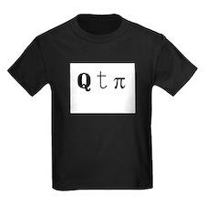 Q t pi = cutie pie T
