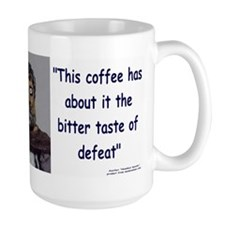 The Bitter Coffee of Defeat
