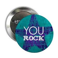 """You Rock 2.25"""" Button"""