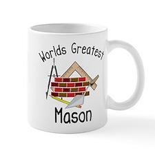 Worlds Greatest Mason Mug