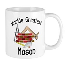 Worlds Greatest Mason Mug