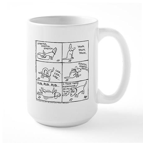Another Day Large Mug