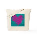 Fun Heart Tote Bag