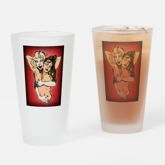 Bloodletting Drinking Glass