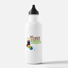 Stitching Fast Water Bottle