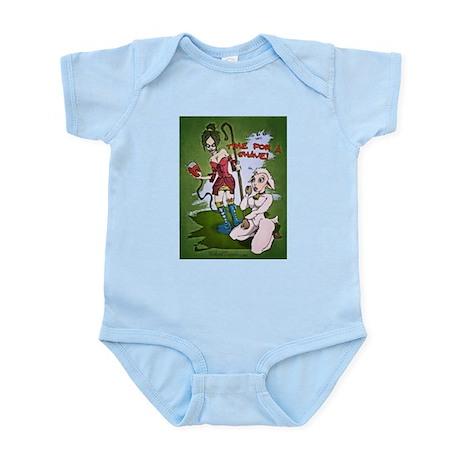Little Bo Creep Says... Infant Bodysuit