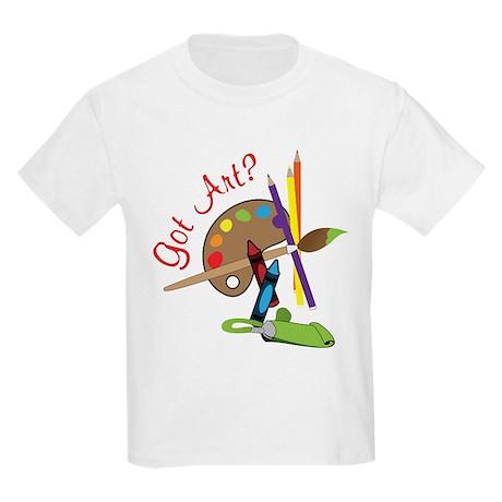 Got Art Kids Light T-Shirt