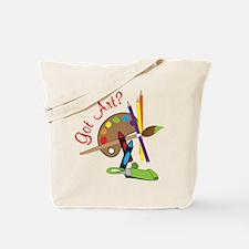 Got Art Tote Bag