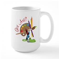 Got Art Mug
