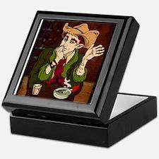 Hatter Bad Day Keepsake Box