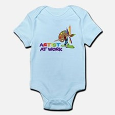 Artist At Work Infant Bodysuit