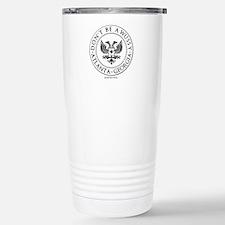 Dont Be a Wussy! Travel Mug