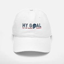 My Goal, Lacrosse Goalie Baseball Baseball Cap