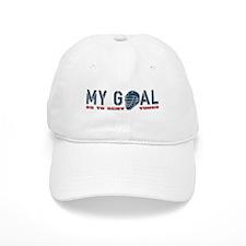 My Goal, Lacrosse Goalie Baseball Cap