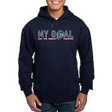 My Goal, Lacrosse Goalie Hoodie