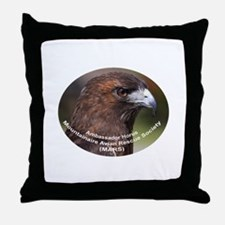 Funny Vancouver island Throw Pillow