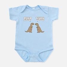 T-Rex Feelings, Hilarious Infant Bodysuit