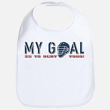 My Goal, Lacrosse Goalie Bib