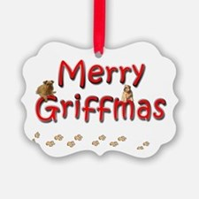 Griffmas Ornament