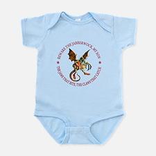 Beware the Jabberwock, My Son Infant Bodysuit