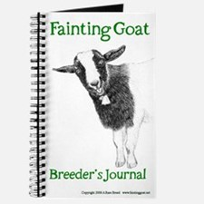 Fainting Goat Breeder's Journal