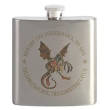 Beware the Jabberwock, My Son Flask