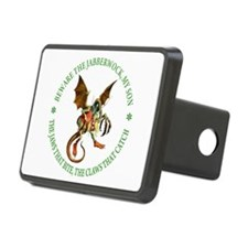 Beware the Jabberwock, My Son Hitch Cover