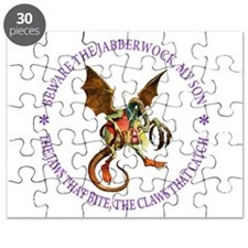 Beware the Jabberwock, My Son Puzzle