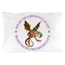 Beware the Jabberwock, My Son Pillow Case