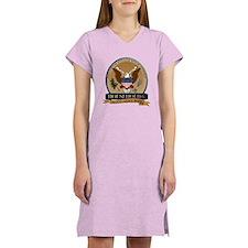 Household 6 - Army Wife Women's Nightshirt