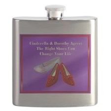 MouseGlass slipper.png Flask