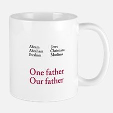 Abraham Our Father Mug