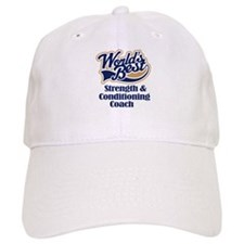 Strength and Conditioning Coach Baseball Cap