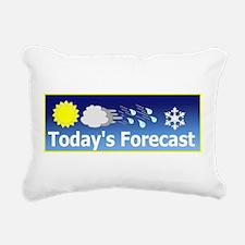 Forecast1.png Rectangular Canvas Pillow