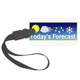 Weather Luggage Tags