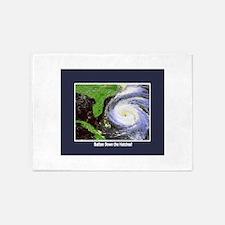 hurricane.png 5'x7'Area Rug